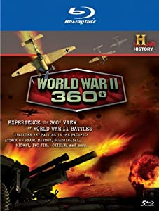 World War II: 360 [Blu-ray]
