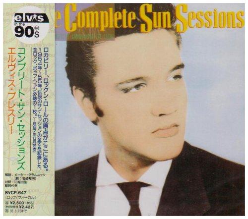 Elvis Presley - The Complete Sun Sessions - Zortam Music
