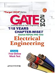 GATE Papers Electrical Engg Solved Papers 18 Years (Chapter Wise)