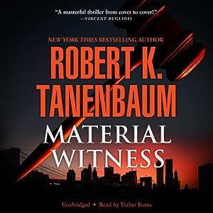 Material Witness | [Robert K. Tanenbaum]