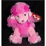 Ty Beanie Babies Ooh-La-La - Pink Poodle