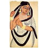 Painting of a female (V&A Custom Print)