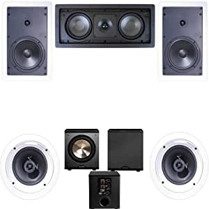 Klipsch R-1650-W In Wall #2 5.1 Home