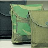 Rothco Canvas Utility Pouch / Wallet - Camouflage