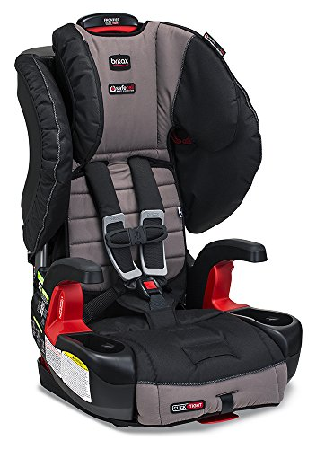 Britax Frontier ClickTight G1.1 Harness-2-Booster Car Seat, Desert Palm