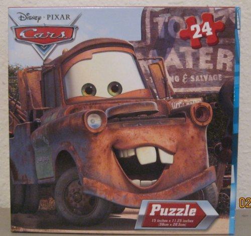 Cheap Cardinal Disney Pixar Cars 24 Piece Puzzle – Tow Mater (B004NTTO92)