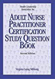 img - for Adult Nurse Practitioner Certification Study Question Book book / textbook / text book