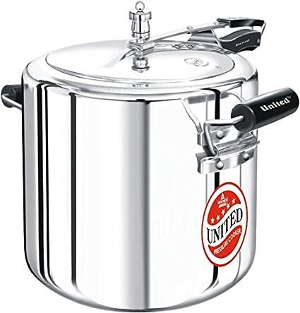 United-Aluminium-22-L-Pressure-Cooker-(Inner-Lid)