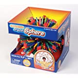 Original Hoberman Sphere--Rainbow