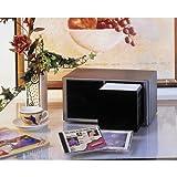 Hama-CD-Box-Magic-Touch-120-Silber