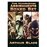 The Hunchback Assignments Boxed Set (1-4)by Arthur Slade