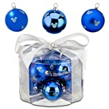 US Disney Parks 限定Blue Mickey Mouse Ornaments