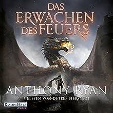 Das Erwachen des Feuers (Draconis Memoria 1) Hörbuch von Anthony Ryan Gesprochen von: Detlef Bierstedt