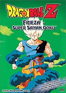 Dragon Ball Z - Frieza - Super Saiyan Goku