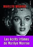 echange, troc Marilyn Monroe - Marilyn Monroe Fragments