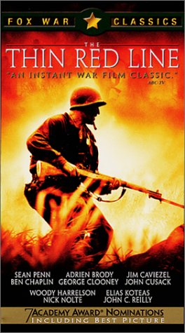 The Thin Red Line [VHS]