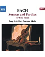 Bach, J.S.: Sonatas And Partitas For Solo Violin, Bwv 1001-1006