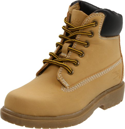 Deer Stags Mack Boot (Toddler/Little Kid/Big Kid),Wheat,2 M US Little Kid (Kids Boots For Boys compare prices)