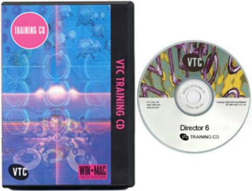 Macromedia Director 6.0 Training CD