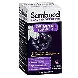 Sambucol Original Sambucol Black Elderberry 30 Tablets