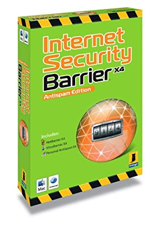 Internet Security Barrier Antispam Edition X Su (Mac)