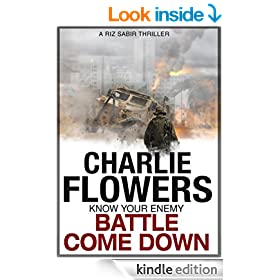 Battle Come Down: A Riz Sabir Thriller