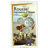 Impressions d'Afriquepar Raymond Roussel