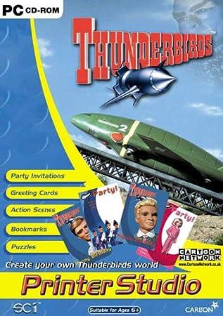 Thunderbirds Printer Studio
