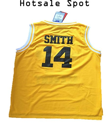 THE Fresh Prince of Bel-air Basketball Jersey Academy Size M