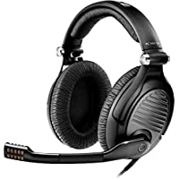Sennheiser PC 350 3.5mm Gaming Headphones (Black) - Brown Box