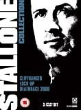 Lock Up/Cliffhanger/Death Race 2000 [DVD]