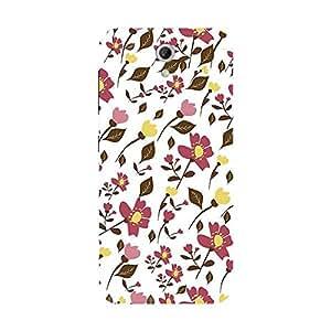 Garmor Designer Plastic Back Cover For OPPO Joy 3