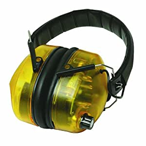 Silverline 659862 Ear Defenders Electronic SNR 30 dB