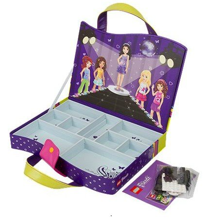 LEGO Friends Carry Case Ages 6+ (Lego Friends Storage compare prices)