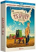 L'Extravagant voyage du jeune et prodigieux T.S. Spivet [Édition Collector 3D - 5 disques - Inclus le storyboard (160 pages)] [Édition Collector 3D - 5 disques - Inclus le storyboard (160 pages)]
