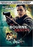 The Bourne Identity (Widescreen Extended Edition) (2002) (Bilingual)