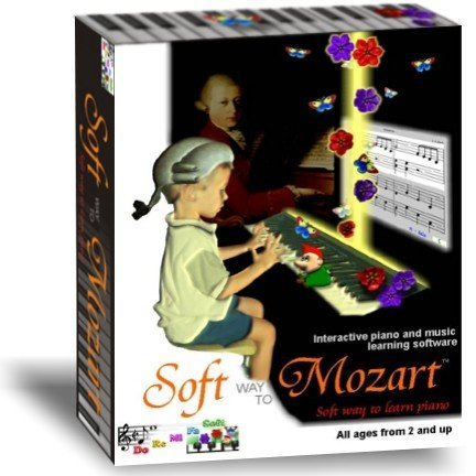 Soft Way to Mozart Starter Kit