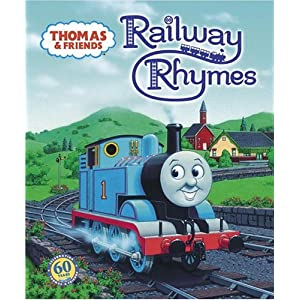 Thomas & Friends: Railway Rhymes (Thomas & Friends) (Lap Library)