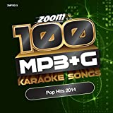 Zoom Karaoke - Zoom Karaoke MP3+G Disc - 100 Songs - Pop Hits 2014 [DVD AUDIO]