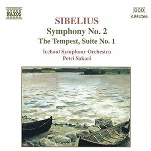 Symphony No. 2/the Tempest