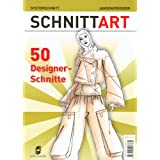 SchnittART: 50 Designer-Schnittevon &#34;Jutta Jansen&#34;