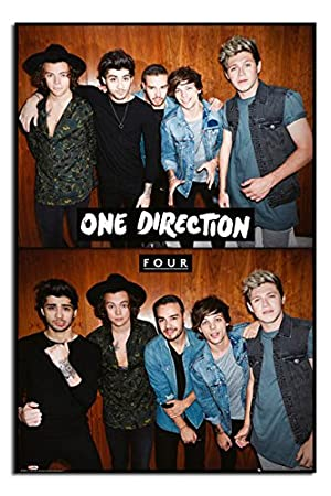 One Direction Four Album Poster - 91.5 x 61cms (36 x 24 Inches)