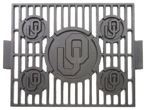 Grill Topper Gt-1311-Uok Oklahoma Large Grill Topper