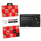 Original Scratchgard Ultra Clear Screen Protector For Nikon CP S2900