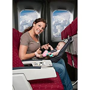 Flyebaby Fly Baby Airplane Seat Child Comfort System - the perfect traveling companion for baby and you