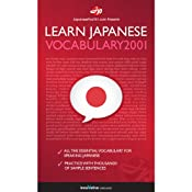Learn Japanese - Word Power 2001 | [Innovative Language Learning]