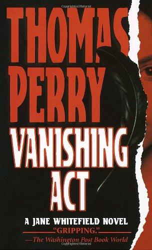 Vanishing Act (Jane Whitfield Novel)