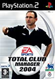 echange, troc Total Club Manager 2004 [ Playstation 2 ] [import anglais]
