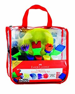 Faber Castell Young Artist Texture Painting Set