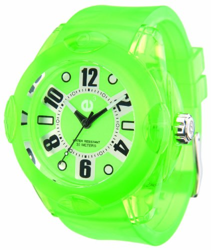 Women's Rainbow Watch Color: Green